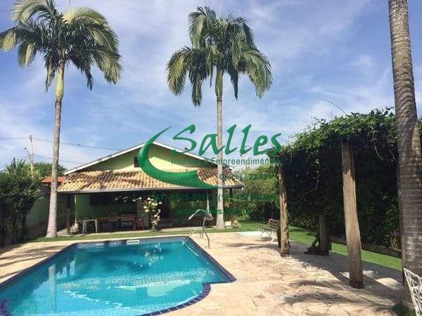 Casas em Condominio Itupeva - Casas em Condominio Jundiai - 3680 Salles Imoveis