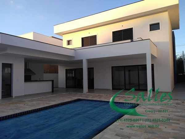 Casas em Condominio Itupeva - Casas em Condominio Jundiai - 3756 Salles Imoveis