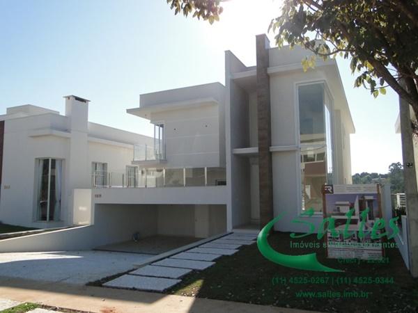 Casas em Jundiaí - Condomínio Fechado -  3803 Salles Imoveis