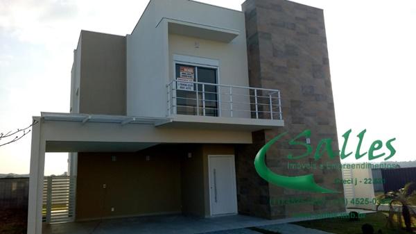 Casas em Condominio Itupeva - Casas em Condominio Jundiai - 3807 Salles Imoveis