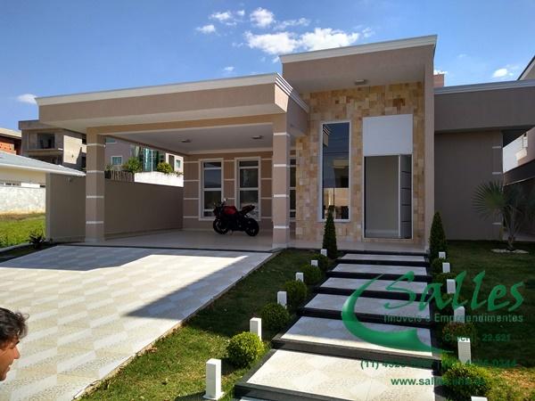 Casas em Jundiaí - Condomínio Fechado -  3836 Salles Imoveis