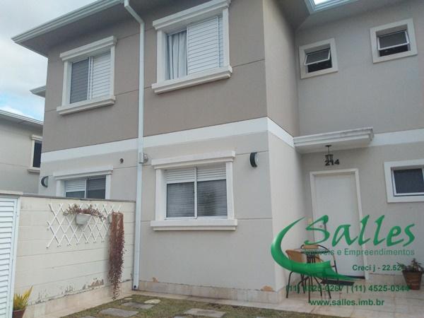 Casas em Jundiaí - Condomínio Fechado -  3838 Salles Imoveis