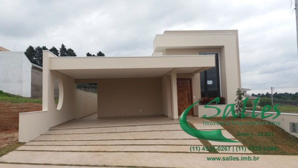 Casas em Condominio Itupeva - Casas em Condominio Jundiai - 3843 Salles Imoveis