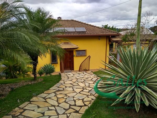 Casas em Jundiaí - Condomínio Fechado -  3875 Salles Imoveis