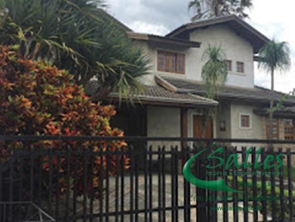 Casas em Jundiaí - Condomínio Fechado -  3882 Salles Imoveis