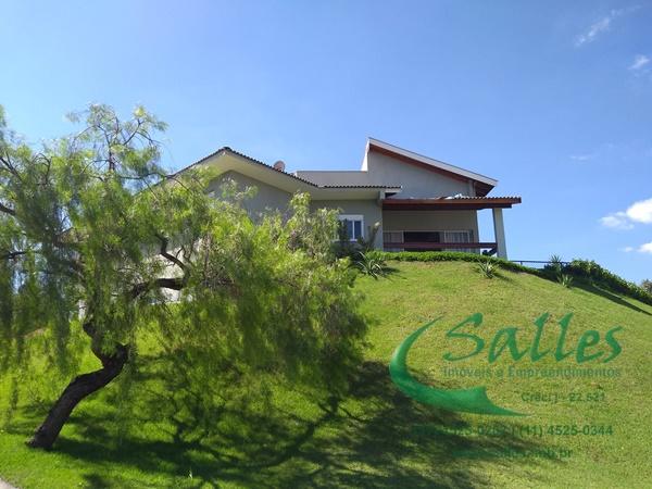 Casas em Jundiaí - Condomínio Fechado -  4035 Salles Imoveis