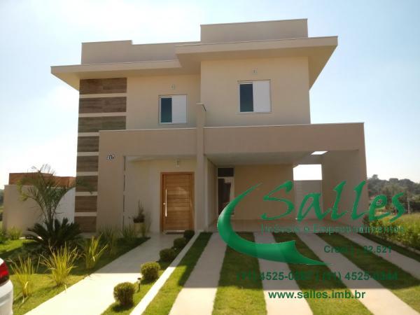 Casas em Jundiaí - Condomínio Fechado -  4048 Salles Imoveis