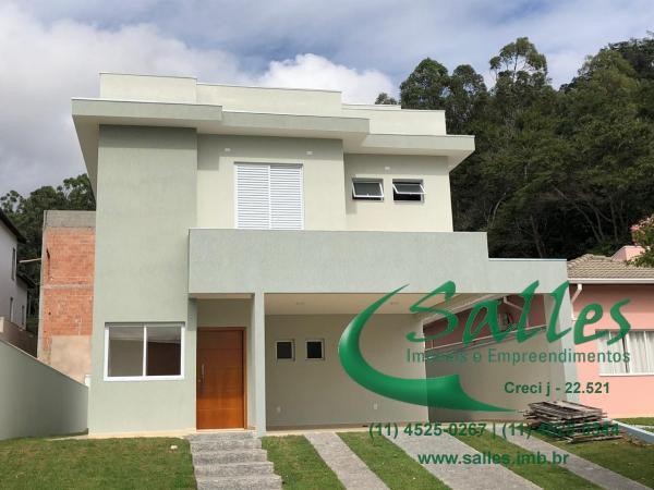 Casas em Jundiaí - Condomínio Fechado -  4049 Salles Imoveis