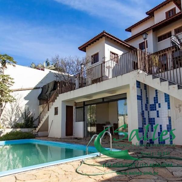 Casas em Jundiaí - Condomínio Fechado -  4104 Salles Imoveis