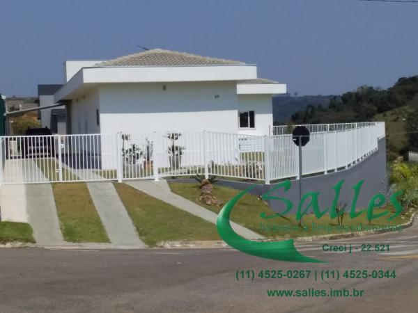 Casas em Jundiaí - Condomínio Fechado -  4140 Salles Imoveis
