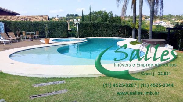Casas em Jundiaí - Condomínio Fechado -  4143 Salles Imoveis