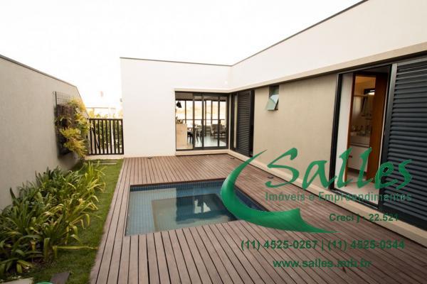 Casas em Jundiaí - Condomínio Fechado -  4177 Salles Imoveis
