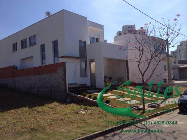 Casas em Jundiaí - Condomínio Fechado -  4226 Salles Imoveis