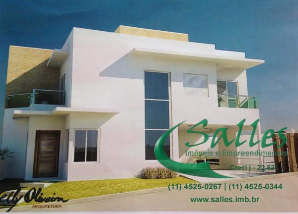Casas em Jundiaí - Condomínio Fechado -  4229 Salles Imoveis