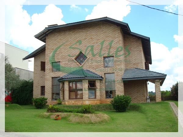 Casas em Condominio Itupeva - Casas em Condominio Jundiai - 3158 Salles Imoveis
