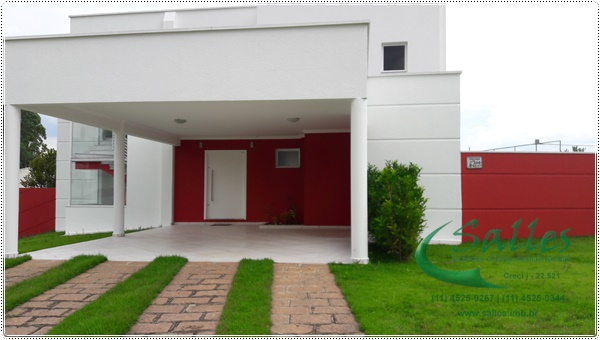 Casas em Condominio Itupeva - Casas em Condominio Jundiai - 3400 Salles Imoveis