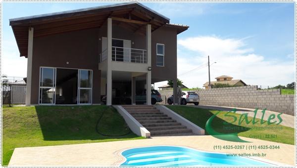 Casas em Condominio Itupeva - Casas em Condominio Jundiai - 3415 Salles Imoveis